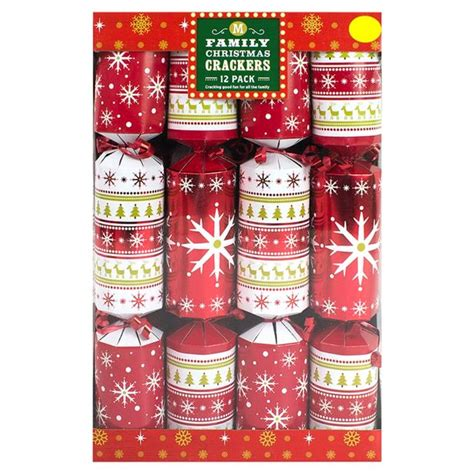 which supermarket has the best christmas crackers find
