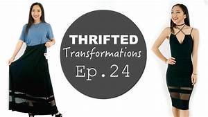 Thrifted Transformations | Ep. 24 @coolirpa - YouTube