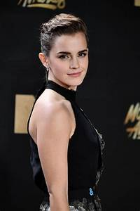 Emma Watson At 2017 mtv movie & tv awards in LA - Celebzz ...