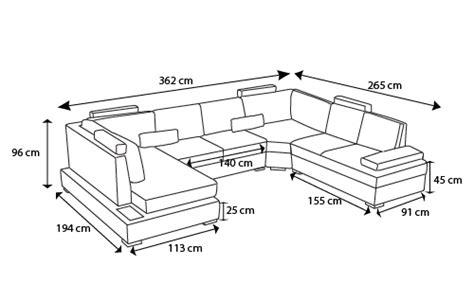canapé hauteur assise 60 canapé d 39 angle panoramique en cuir lowing mobilier moss