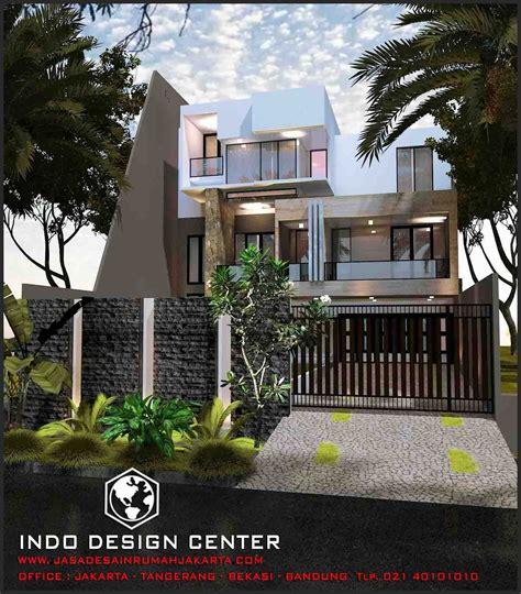 60 desain rumah minimalis modern 3 lantai desain rumah