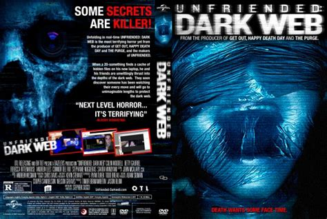Unfriended Dark Web  Dvd Covers & Labels By Covercity