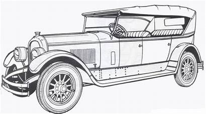 Coloring Pages Cars Classic Drawings Colouring Bing