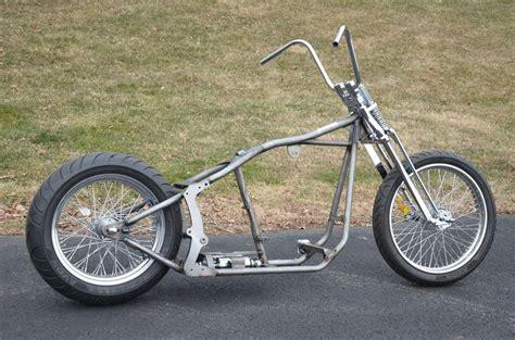 Kraft Tech Softail Bobber Chopper Frame Rolling Roller