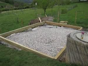Sur Quoi Poser Un Abri De Jardin : cabane de jardin sur plots les cabanes de jardin abri ~ Dailycaller-alerts.com Idées de Décoration