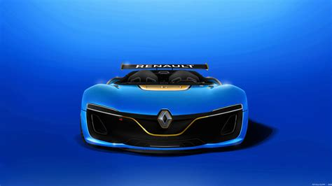 renault spider future concept  wallpaper hd car
