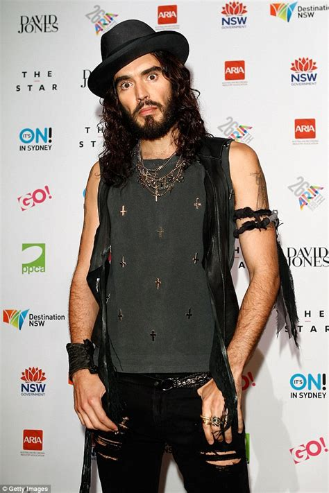 russell brand finance russell brand compares australia to essex daily mail online