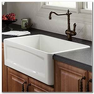 30 Inch Apron Front Kitchen Sink Sink And Faucet Home