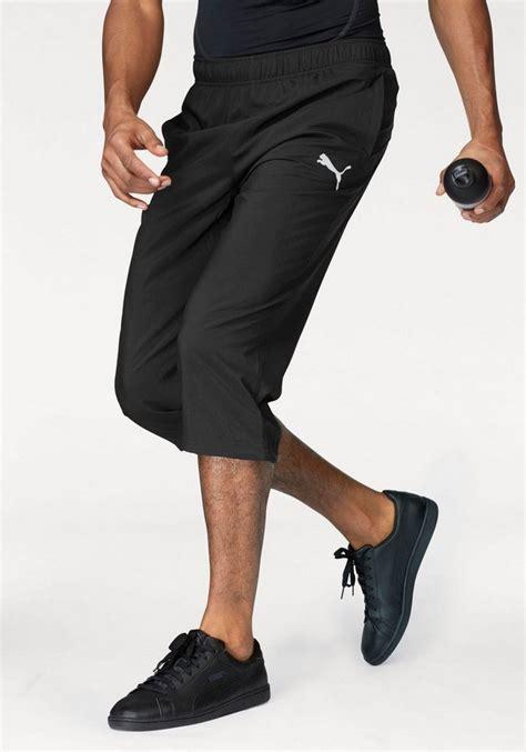 puma sporthose ess woven  pants mit verstellbarem