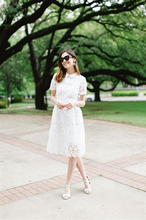 Wedding Wednesday  The Most Beautiful White Lace Dress