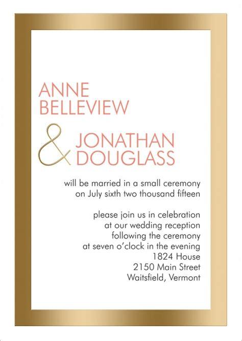reception invitation designs  psd vector eps