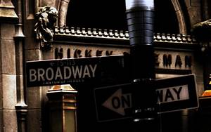 Darcy Cruz: broadway background