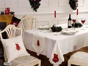 christmas tablecloths table runner napkins or cushions With christmas tablecloths and runners