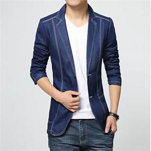 Casual Blazers For Men With Jeans | Fashion Ql