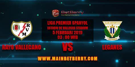 Odds for rayo vallecano vs leganes 3 june 2021. Prediksi Bola Rayo Vallecano vs Leganes 05 Februari 2019 ...