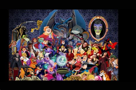 Can You Match The Villain To The Disney Movie