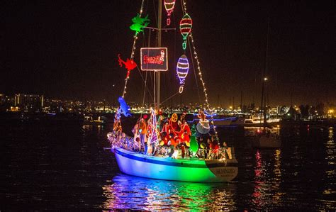 holiday boat parades boats com