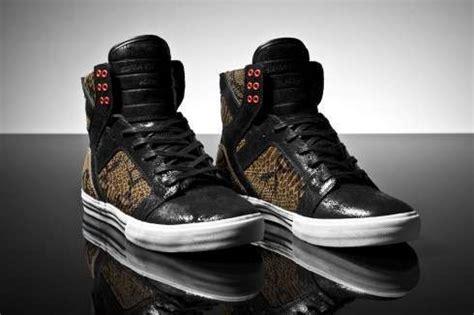 rockstars kicks slash supra sneaker