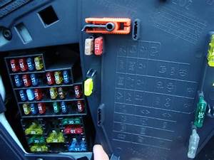 Fuse Box On A Renault Clio