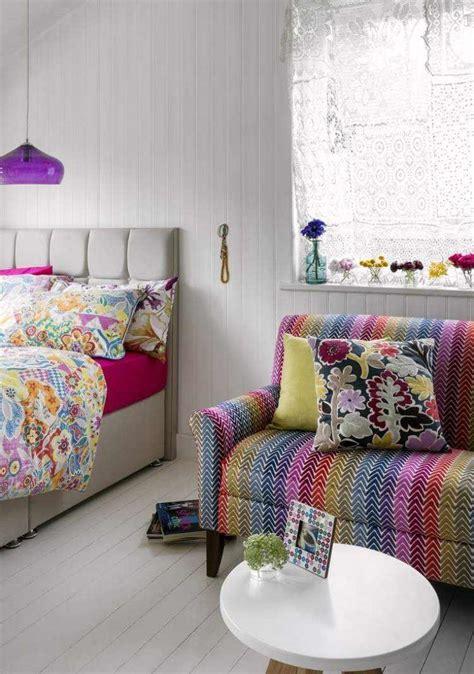 canapé style cagne chic le style hippie chic dans le salon 55 idées fraîches