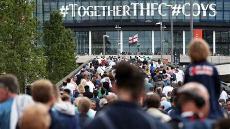 Tottenham Supporters' Trust asks fans about neutral ground ...