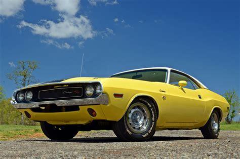 1970 Dodge Challenger Reunites With Original 440 Six Pack