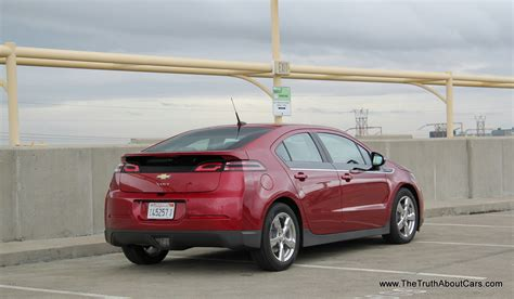 Review 2013 Chevrolet Volt (video)  The Truth About Cars