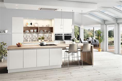 cuisine scandinave design optez pour le duo gagnant blancbois cuisine utendance