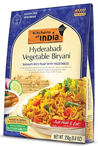 Kitchens Of India Hyderabadi Biryani by Kitchens Of India Ready To Eat Hyderabadi Biryani Basmati