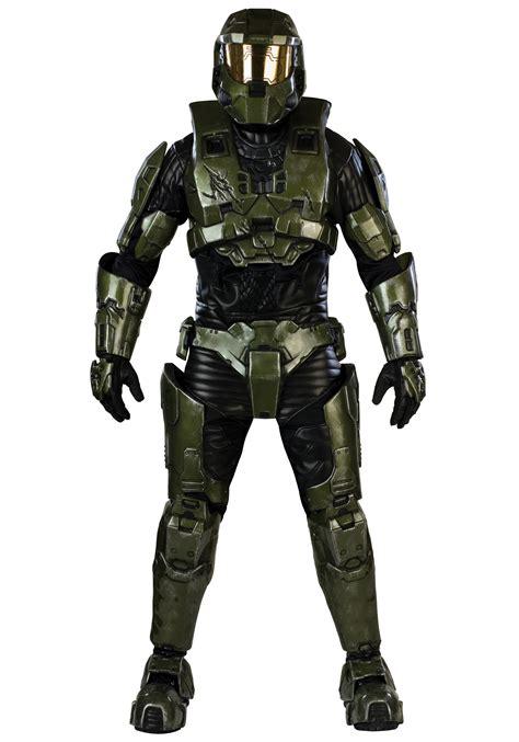 Collectors Halo Master Chief Costume