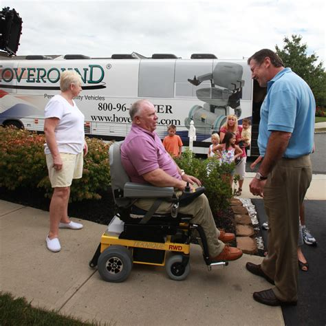 Hoveround Power Chair Commercial by Hoveround America Tv Commercial Highlights True Customer