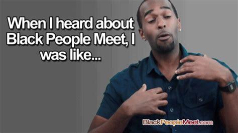 Black People Meet Meme - trending tumblr