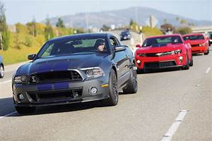 The Rivalry of The Century: Mustang vs. Camaro - Ford Addict