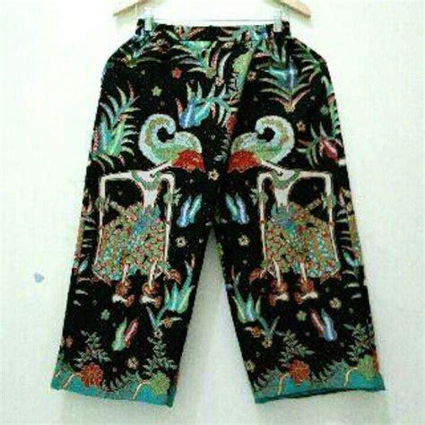 celana kulot batik 302abr 52 best batik celana kulot batik images on
