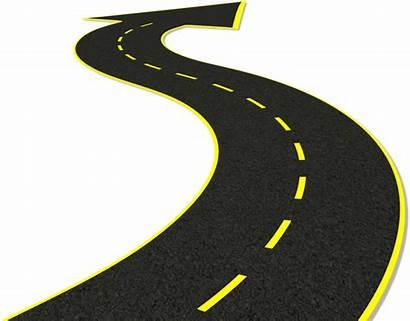 Road Clipart Vector Highway Transparent Clip Arrow
