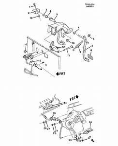 Chevrolet T7500 Bushing  Engine Clutch Hydraulic Release Main  Engine Clutch Pedal