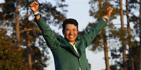 Japan's Hideki Matsuyama wins historic Masters 2021 tittle ...