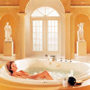Single Sink With Two Faucets by Neptune Cleopatra Tub Whirlpool Air Or Soaking Tubs