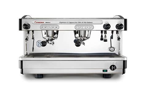 Faema E98 Espresso Machine   Warrior Coffee
