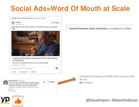 Combining Search & Social Media For Local Marketing Success