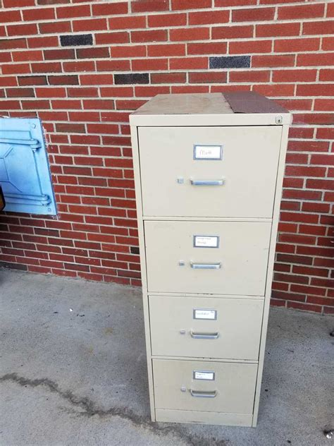 draw file cabinet  government auctions