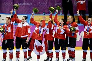 Canada's 2018 Women's Olympic Hockey Team roster - Eyes On ...