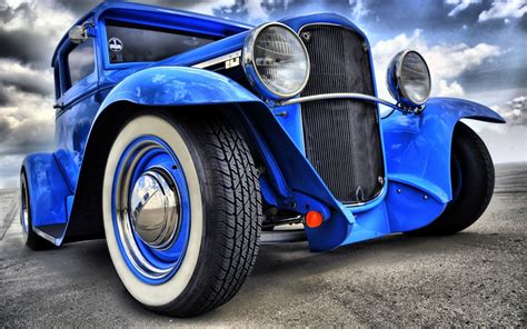 Hot Rod Wallpapers ·①