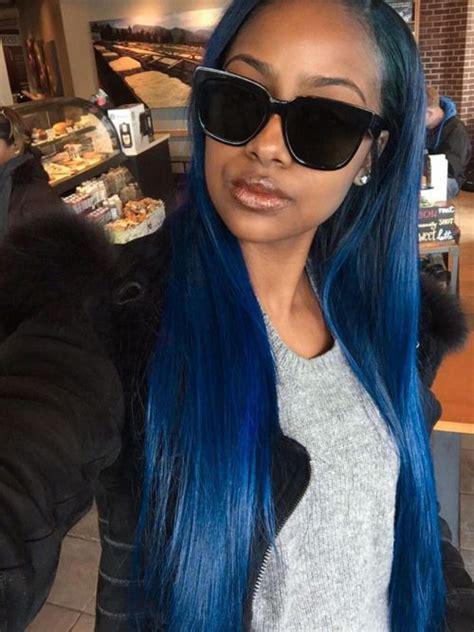mermaid blue hair ideas  shades styleoholic