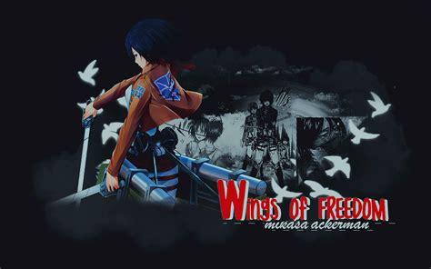shingeki  kyojin wings  freedom  liiann  deviantart