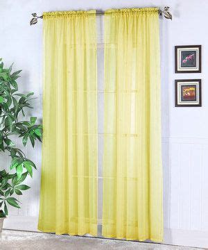 sweet and sheer these whispery voile curtains provide a