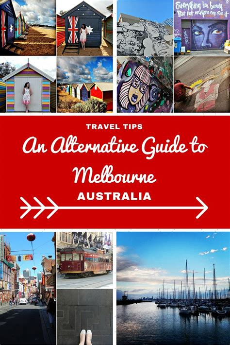 alternative melbourne travel guide   world