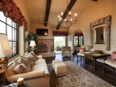 living room design styles hgtv