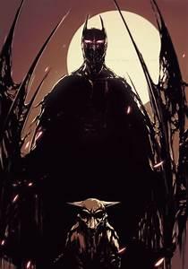 Batman as Demon – 15 Hellish Visions of the DARK KNIGHT ...