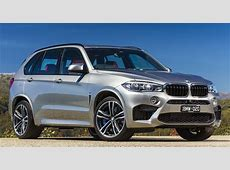 2015 BMW X5 M and X6 M Review photos CarAdvice